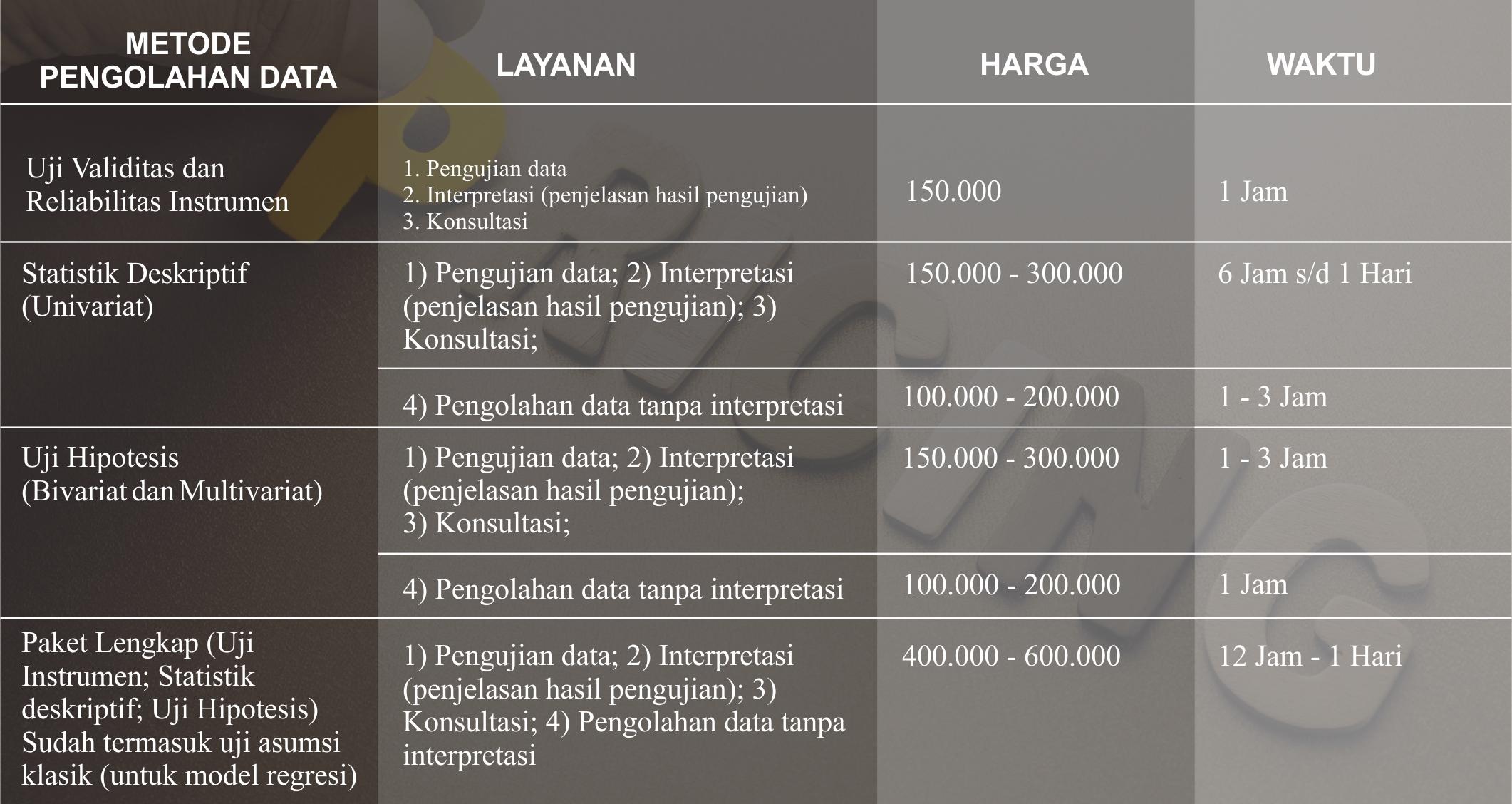 banner price2 Price List
